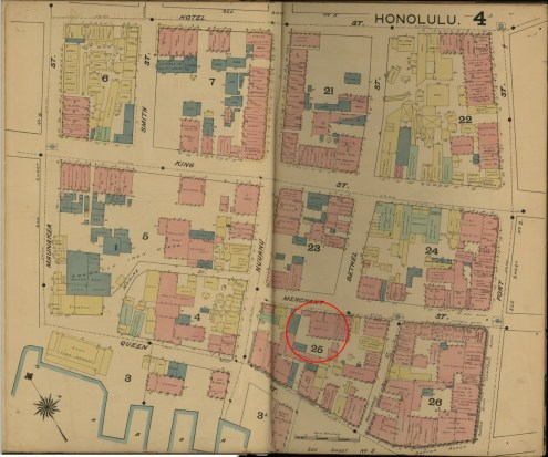 Downtown and Vicinity-Dakin-Fire Insurance- 4-Map-1891