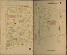 Downtown and Vicinity-Dakin-Fire Insurance- 6-Map-1891