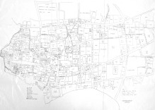 Downtown_Honolulu-Land_Commission_Awards-Map-1847-Black & White