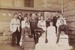 Early Teachers at Kamehameha Schools