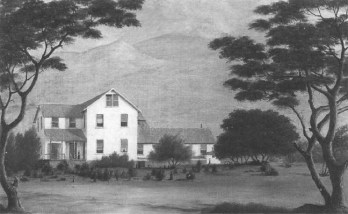 Edward_Bailey_painting_of_East_Maui_Female_Seminary,_or_Maunaʻolu_Seminary