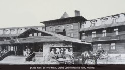 El_Tovar_Hotel_in_early_1900s