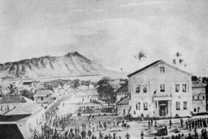 Foreign Help in Quelling 1874 Election Riot