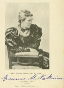 Emma Kaili Metcalf Beckley Nakuina (1847-1929), Curator of the Hawaiian National Museum-BM