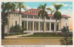 Federal Building, US Post Office Hilo-delcampe