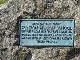 First Foreign Mission School Marker