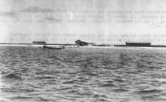 Fishing camp of the Hawaiian Sea Products Company at Southeast Island-1930