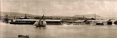 Fort Armstrong-1910