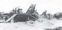 Fort Kamehameha 12-inch railroad mortars-1930s
