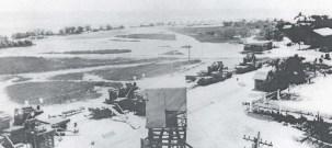 Fort Kamehameha 12-inch railway mortars, 1930s