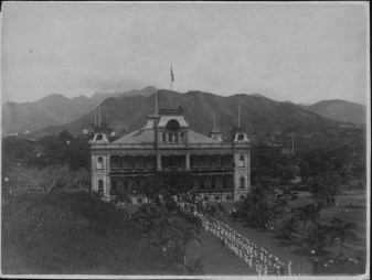 Funeral of King Kalakaua-PP-25-6-007-00001