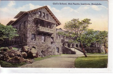 Girl's School-Mid-Pacific_Institute