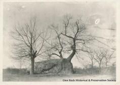 Glen Rock boulder-GRH&PS-1890