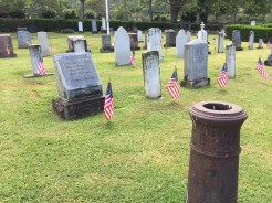 Grand Army of the Republic Section of Oahu Cemetery