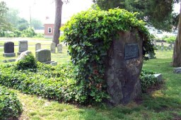 Grave of Samuel Armstrong