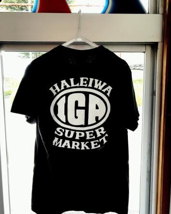 Haleiwa Super Market-IGA-T-Shirt