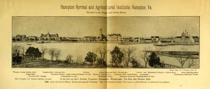 Hampton Normal and Agricultural Institute