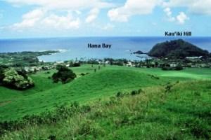 Kalaniʻōpuʻu and Maui