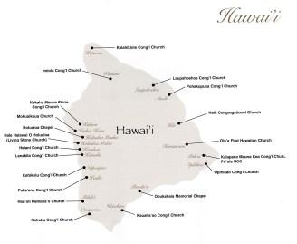 Hawaii-Mission Stations-Hawaiian Congregational Churches (SCHCC)