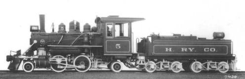 Hawaii Railway-SugarTrains-1925