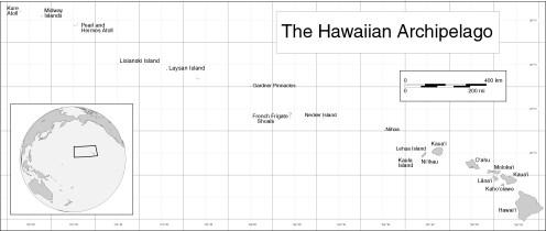 Hawaii_Archipelago-map