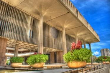 Hawaii_State-Capitol-Royal_Palm_Columns