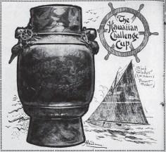 Hawaiian Challenge Cup-Advertiser Sept 6, 1903