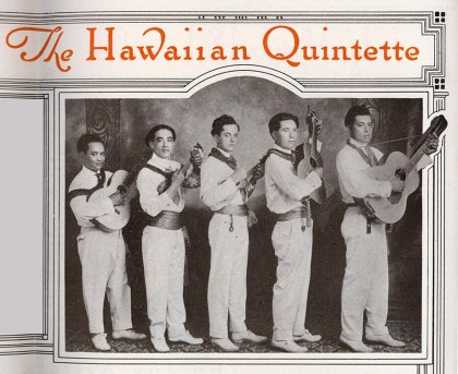 HawaiianQuintette