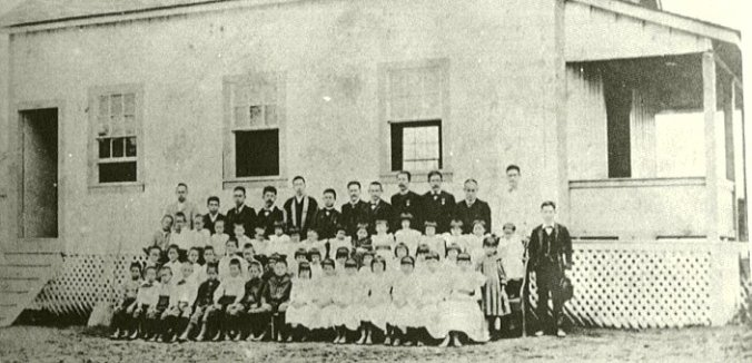 Hilo Hongwanji Temple, 1889