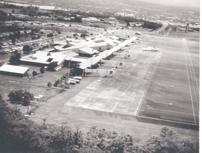 Hilo International Airport, Hawaii, 1989