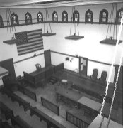 Hilo_Federal_Building-3rd_floor_Courtroom-1937-Mason