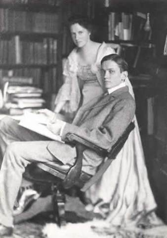 Hiram Bingham III and Alfreda Mitchell Bingham