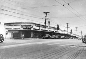 Hollister Drug Co. at the corner of Koko Head and Waialae Avenues