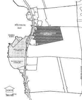 Holualoa-Historic-District-location-map
