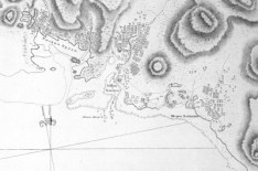 Honolulu-South_Shore-Pearl_Harbor-to-Diamond_Head-Kotzebue-1817-portion-400