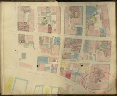 Honolulu and Vicinity-Dakin-Fire Insurance- 04-Map-1906-noting_Beaver_Block