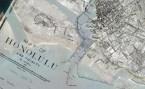 Honolulu_Harbor-Wall-(1893)-noting_Wilder's_Wharf-Marine_Railway-(yellow_line_is_1893_shoreline)