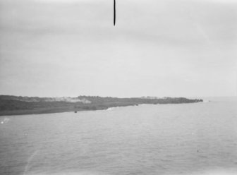 Hoopuloa -- June 21, 1926 (lava entering sea)-HMCS