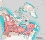 Hudson's Bay Company-territory-1821-1870