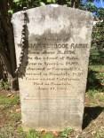 Kanui Headstone