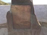 Amelia Earhart Memorial -plaque