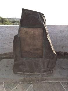 Amelia Earhart Memorial-plaque