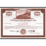 Inter-Island Resorts-stock_certificate