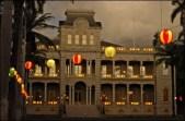 Iolani Palace Lanterns
