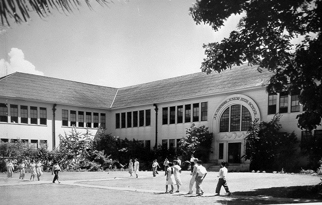 JA Cummins Junior High School