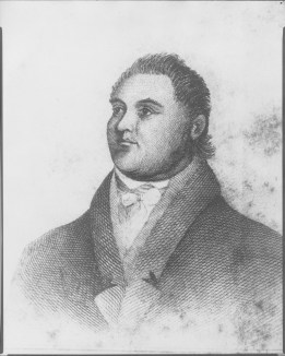 'John Adams' Kuakini, royal governor or the island of Hawai'i, circa 1823