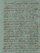 John Papa Ii to Amos Cooke April 6, 1843-1