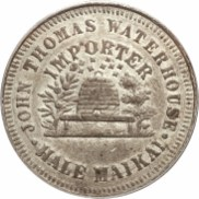 John Thomas Waterhouse-Token