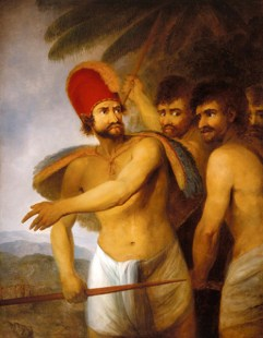 John_Webber's_oil_painting_'A_Chief_of_the_Sandwich_Islands',_1787
