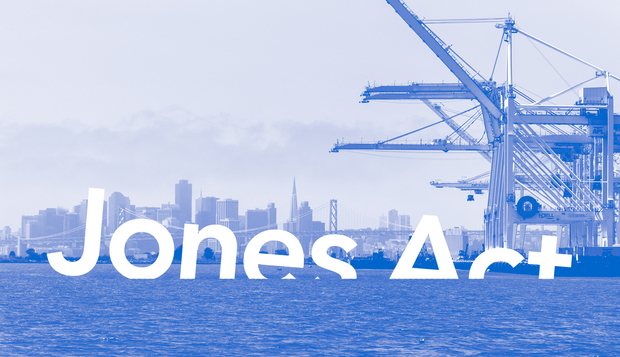 Jones Act-Bloomberg